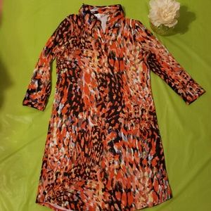 Cabi multicolored dress